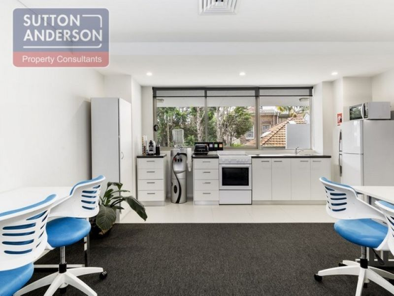 Unique Office Suite In The Heart Of North Sydney