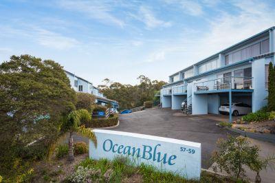 Ocean Blue Beauty