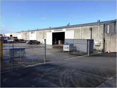 1100sqm of Warehouse Space