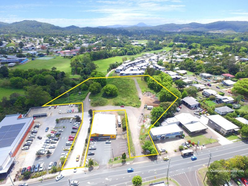 Retail & Residential Development Opportunity