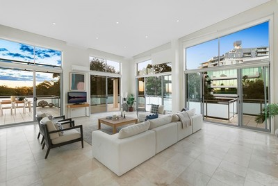 A Rare Offering, Immense Indulgent Penthouse