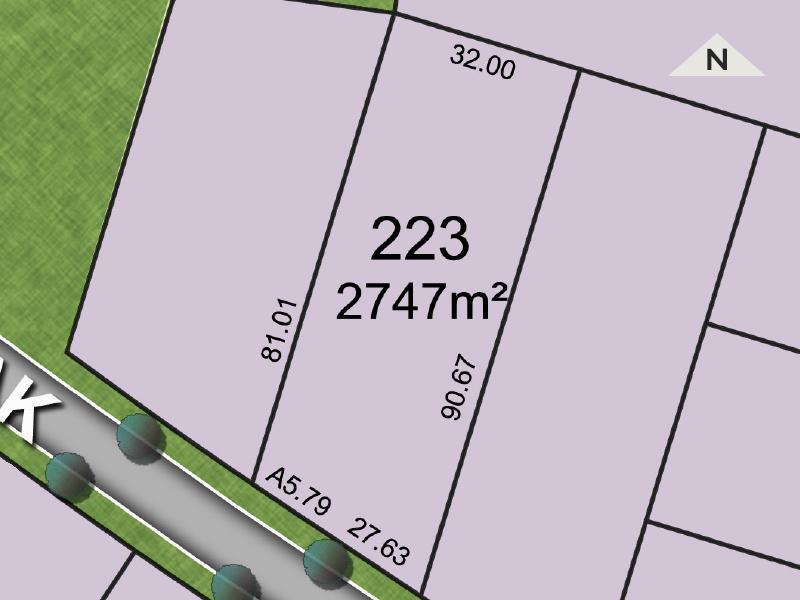 Branxton Lot 223 Pin Oak Circuit