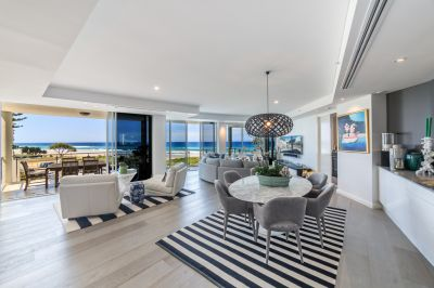 The Ultimate Entire Floor Beachfront Apartment