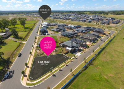 Box Hill, Lot 1601  Cataract Road