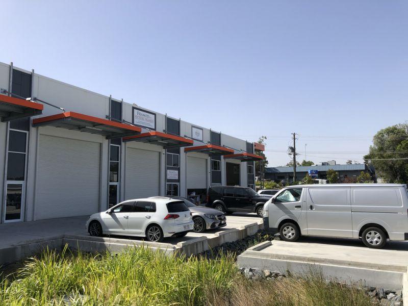 Warehouse In Prime Corner Position