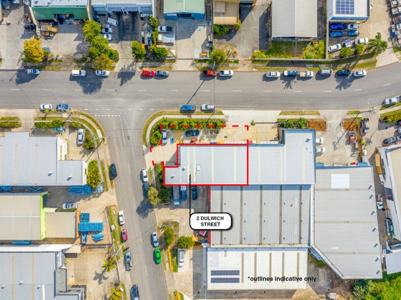 360sqm Warehouse/Office - Two Driveways, Two Separate Roller Doors