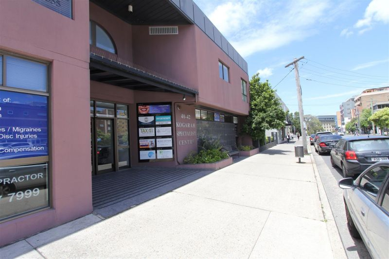 43m² Well presented Kogarah Office Space