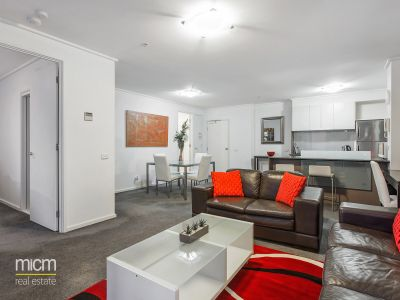 Incredibly Spacious Melbourne Tower Living!