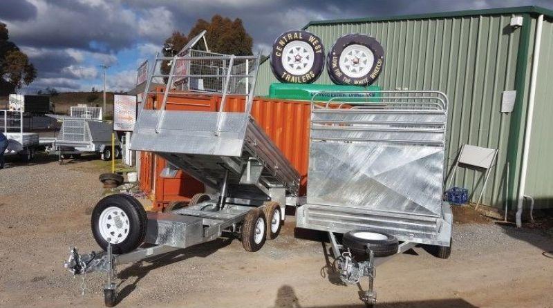 Well Known Trailer Retail Business - Orange, NSW