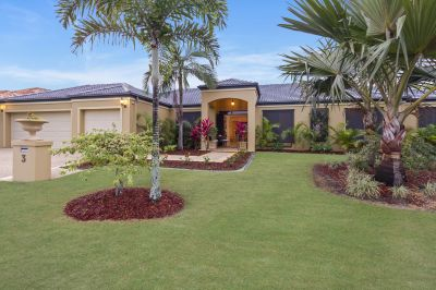 Expansive Lowset Home within The Peninsula