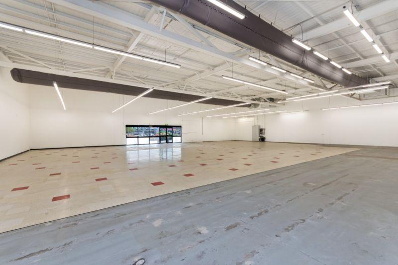 High profile Garbutt showroom - Former Repco site