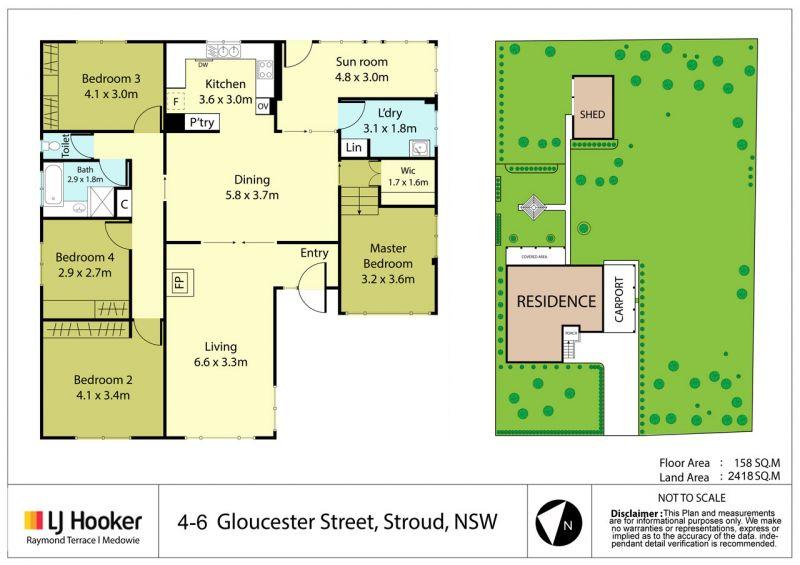 4 Gloucester Street Stroud 2425