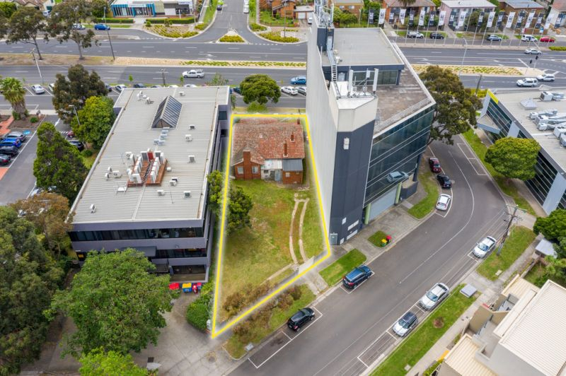 Dual Street Frontage with Enormous Potential - First Time Offered in Over 50 Years!