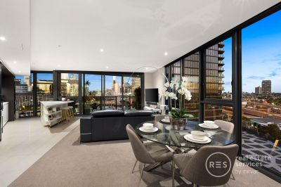 An Inspired High Rise Docklands Sensation within Minutes to South Wharf