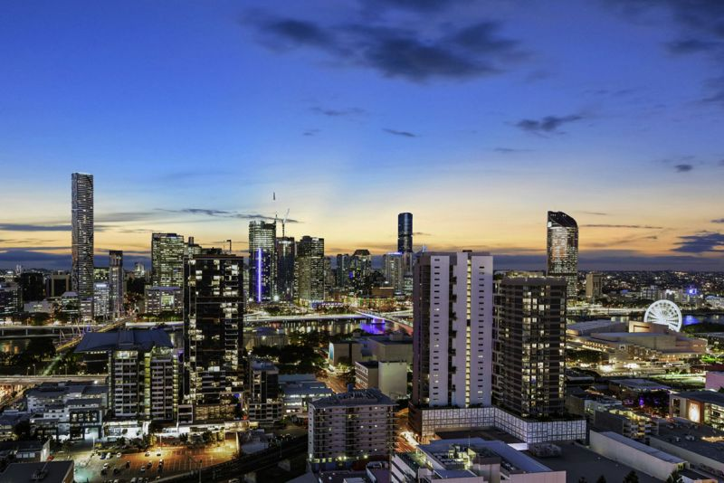 OPEN YOUR LIFE TO A WORLD OF POSSIBILITY AT BRISBANE'S FINEST ADDRESS>