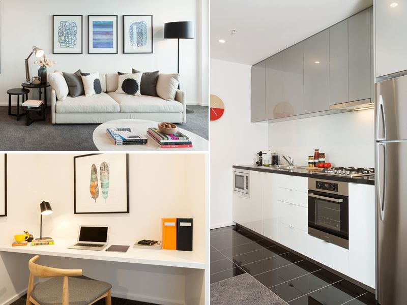 Charming One Bedroom Apartment in the Southbank Grand Building!