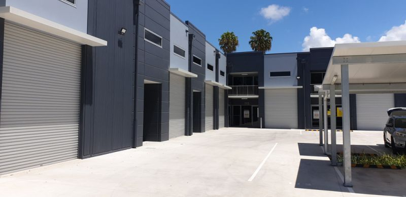 Brand New Industrial Unit - Caloundra