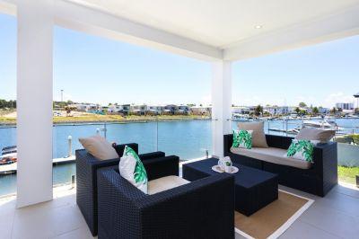 North Facing, Dual Living, Bridge Free Boating