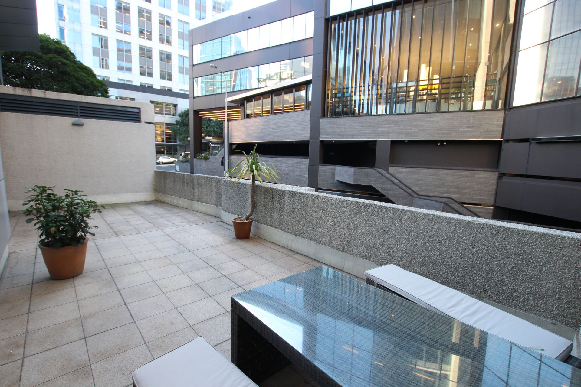 CBD Office Space with Private Outdoor Area