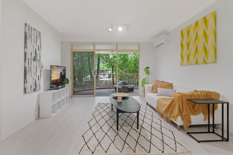 Nestled within a secure complex, close to amenities