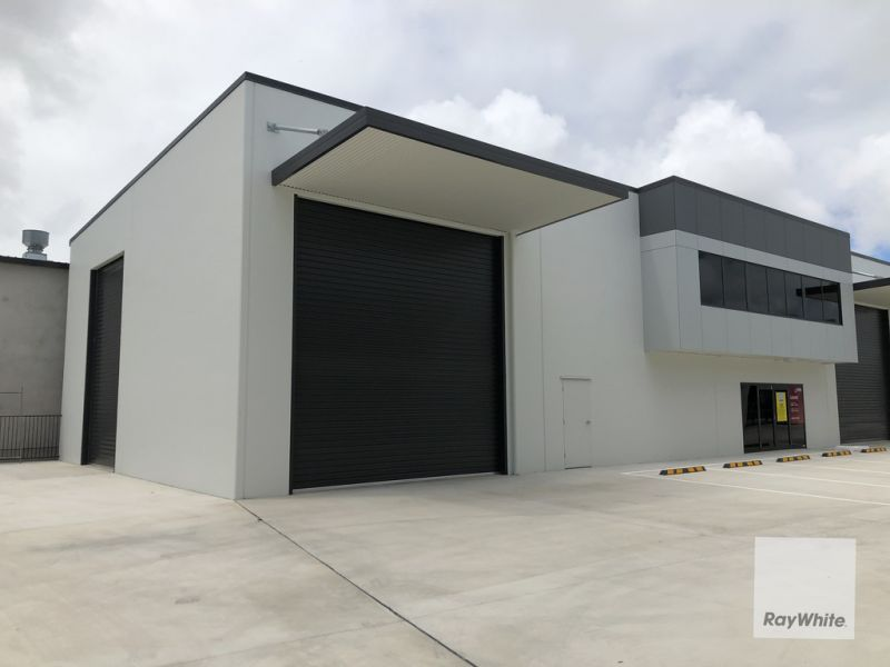 Architecturally designed office/warehouse
