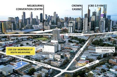 Prime South Melbourne Opportunity - Invest, Develop or Owner Occupy?