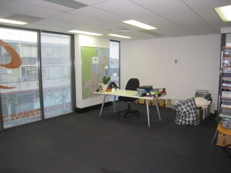 MODERN OFFICE IN CENTRAL CBD LOCATION