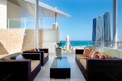 Beautifully appointment 233sqm Luxury Penthouse