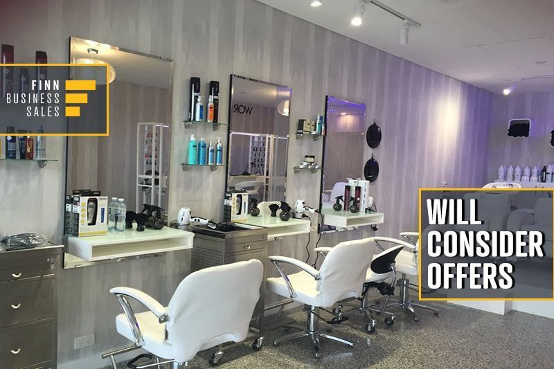 Moonee Ponds' Modern Salon