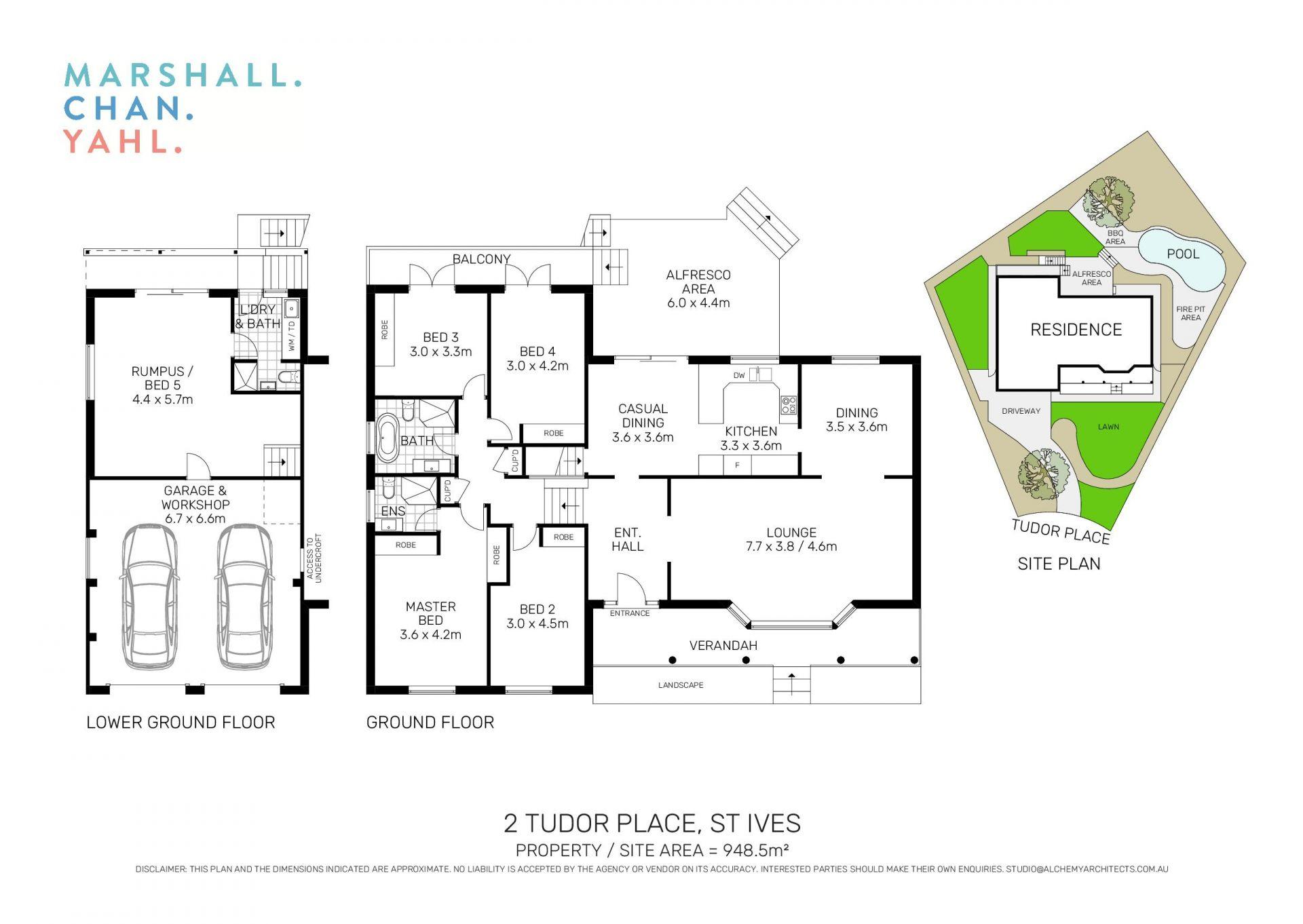2 Tudor Place St Ives 2075