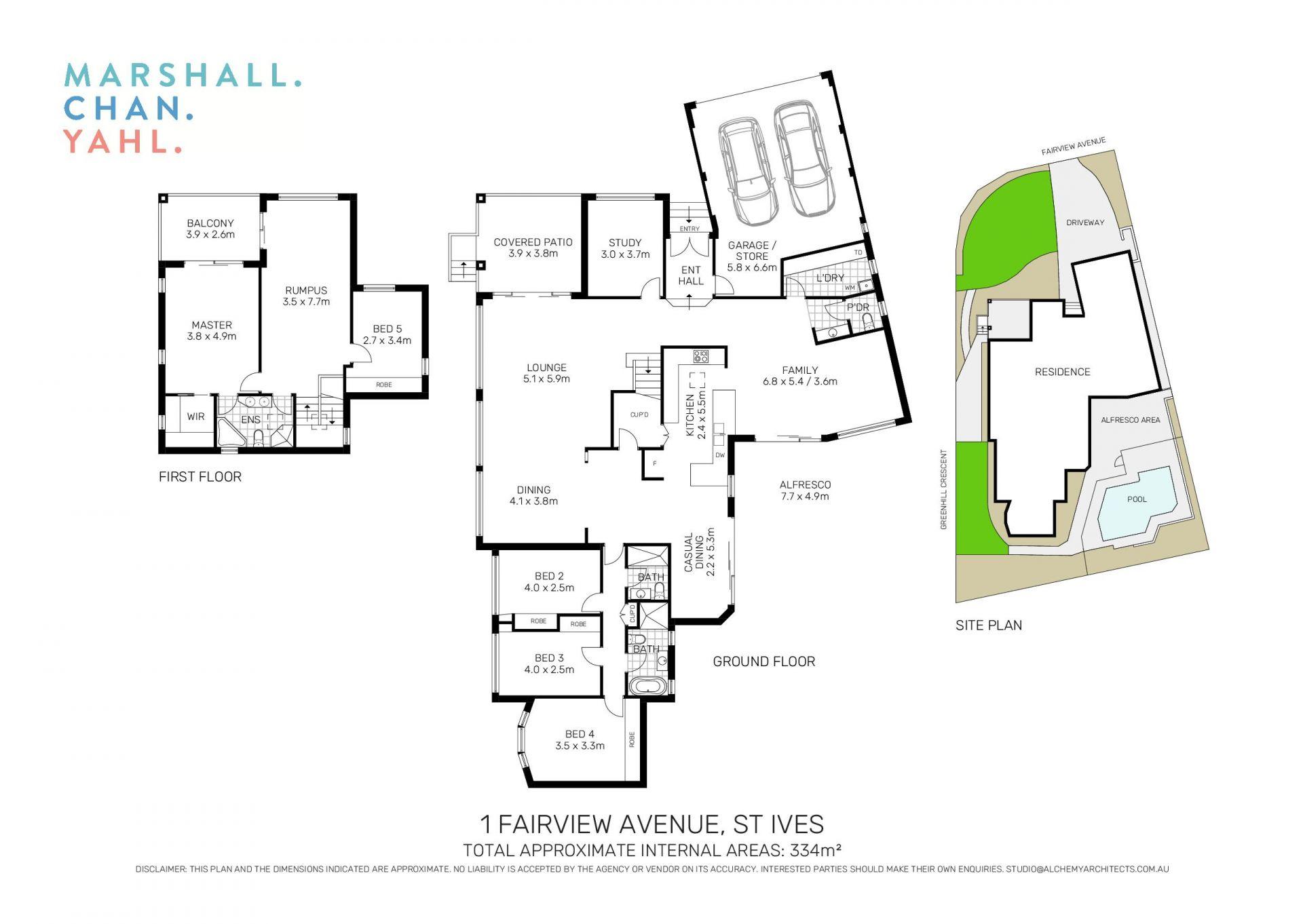 1 Fairview Avenue St Ives 2075