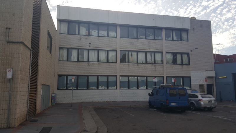 Freestanding 3 Level Office Building