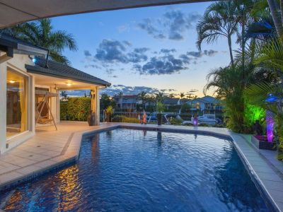 Stunning Single Level Family Home- Over 18.0m* Waterfrontage