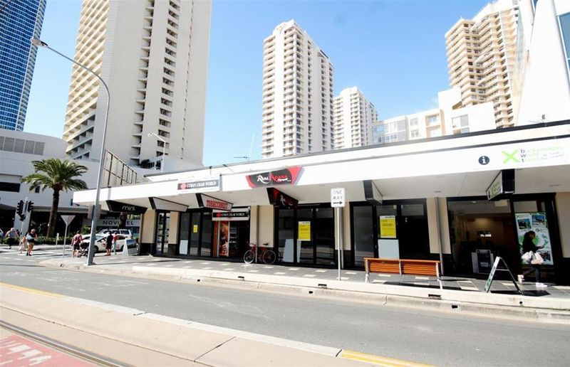 Busy Location in Surfers Paradise