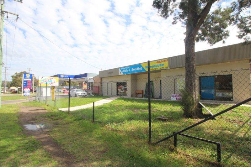 Direct Exposure to busy Tumbi Creek Rd - Only $550 per week including Outgoings & Including GST