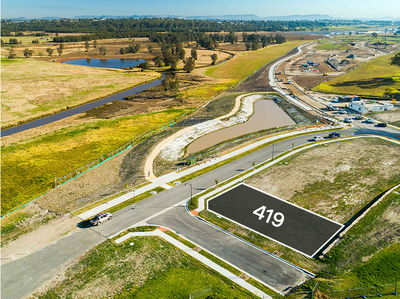 Chisholm, Lot 419 Chamomile Place