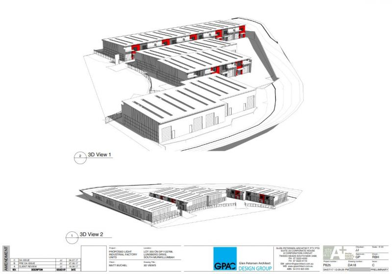 BRAND NEW INDUSTRIAL UNITS
