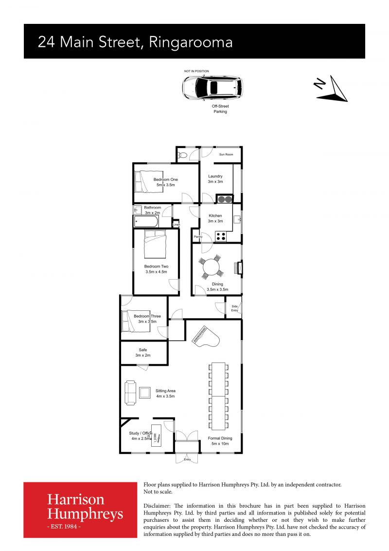 24 Main Street Floorplan