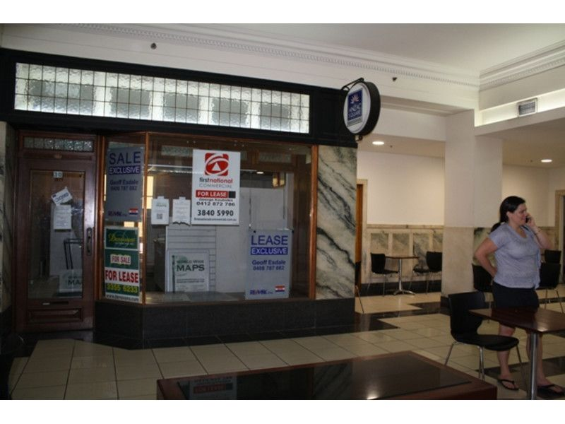 68 M2 STRATA TITLED SHOP + 12 M2 OUTSIDE EXCLUSIVE AREA