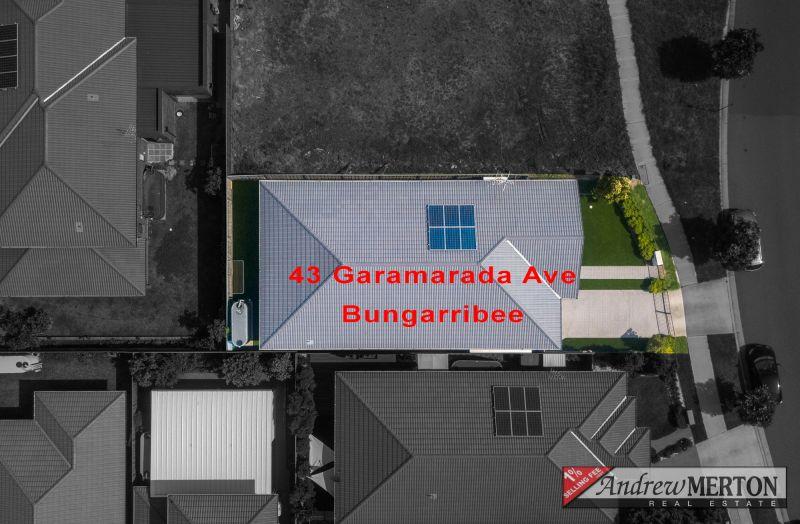 43 Garamarada Avenue, Bungarribee