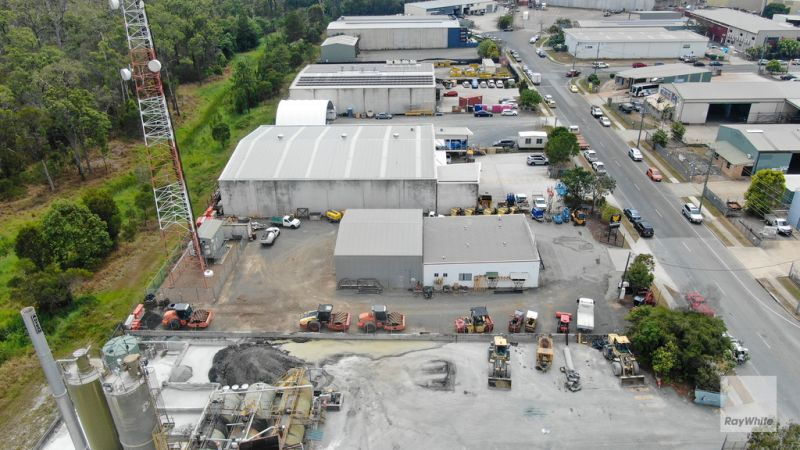 Industrial Freehold with Holding Income