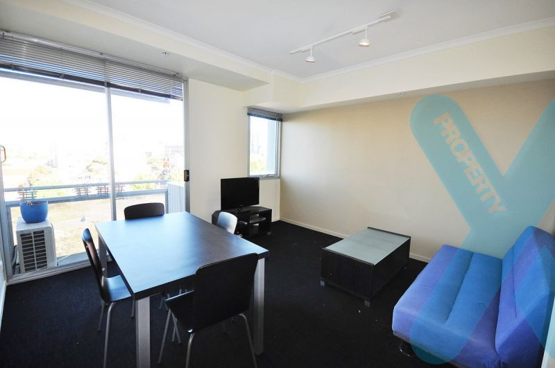 Furnished One Bedder in Arrow On Swanston!