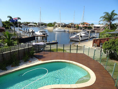 ENTRY LEVEL WATERFRONT HOME