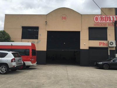 Affordable Office/Warehouse