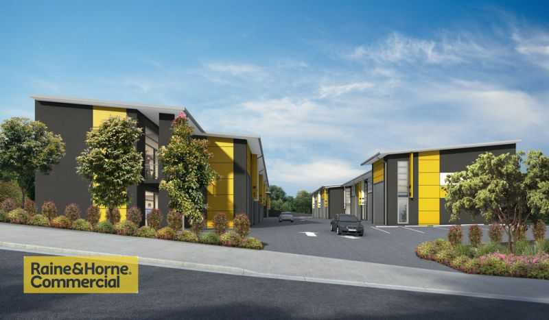 FRONT UNIT IN NEW DEVELOPMENT 75m2 (approx) - $225,000 + GST