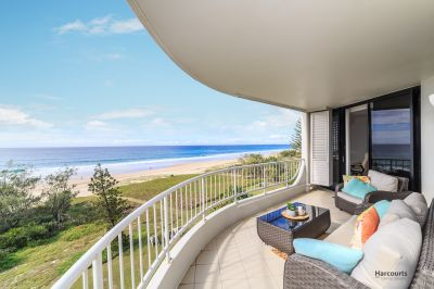 Absolute Beachfront Entire Floor Residence