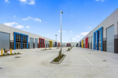 Alt-Co | Altona North's Newest Industrial Precinct