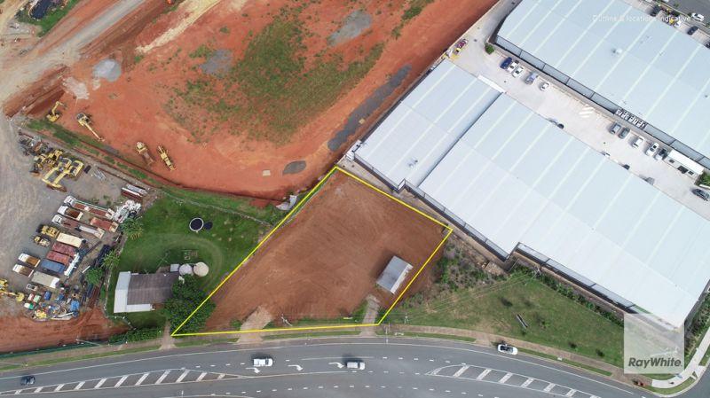 1869m2 High Exposure Cleared Development Site