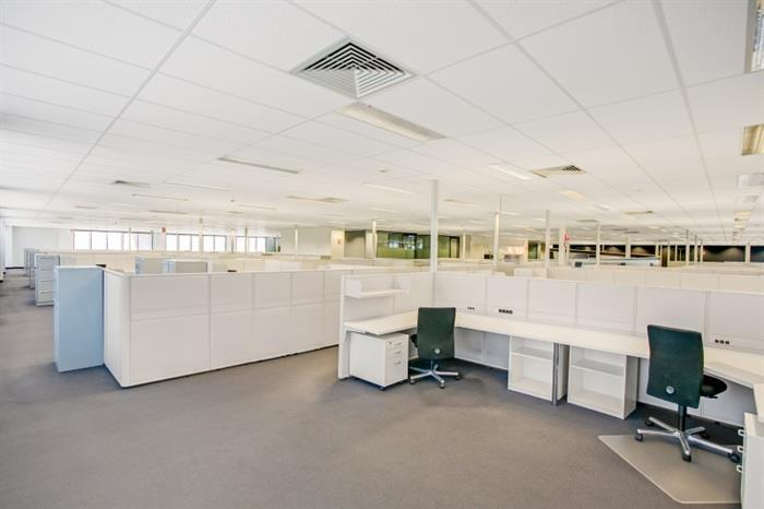 Corporate Headquarters Fully Fit Out