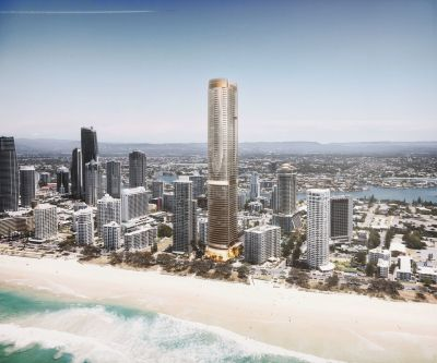 LUXURY GOLD COAST BEACHFRONT UNITS - NEVER TO BE BUILT-OUT OCEAN VIEWS!